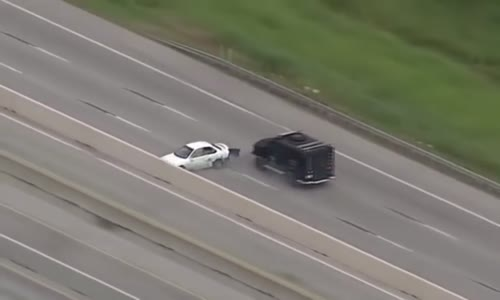 SWAT Brings Police Chase To An End