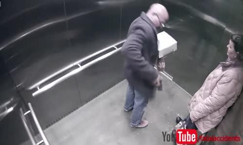 Off-Duty Cop Mistakenly Shoots Himself in Elevator