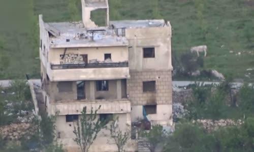 Free Syrian Army destroys regime Kornet with a Fagot