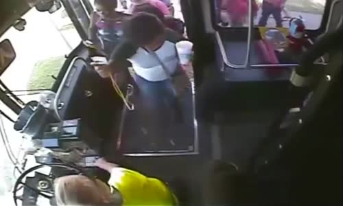 Teen Charged With Assaulting Bus Driver