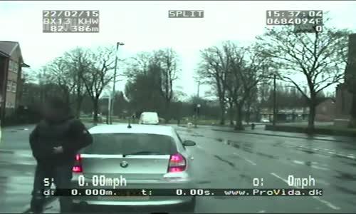 Man jailed after high speed pursuit through Birmingham