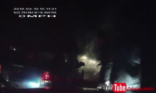 Car Explodes After Border Patrol Agent Tasers Driver
