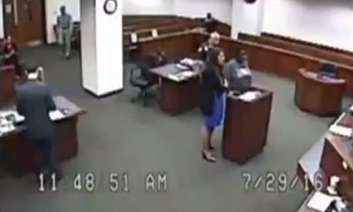 Jail sends woman to court without pants