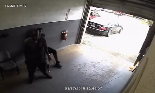 Business Owner Disarms Shoots and Pistol Whips Robber