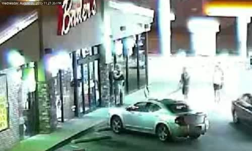 Louisville Police Release Video Of Fatal Shooting