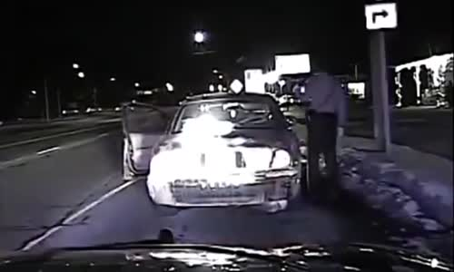 Cop Stopped For Drunk Driving and Not Charged