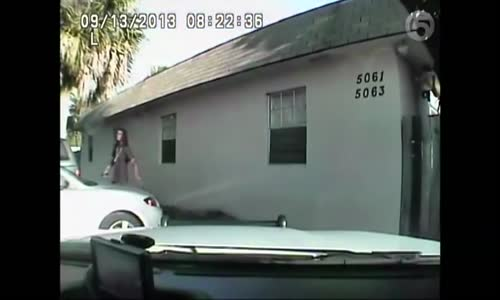 Florida Cop Shooting Unarmed Black Man Holding Cell Phone
