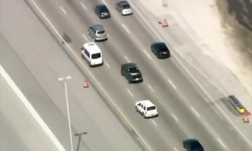 Teen Steals SUV And Leads Police On Chase In Florida