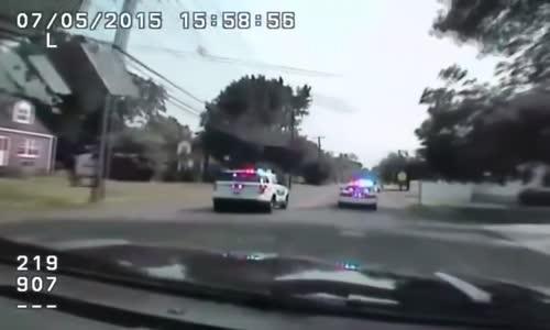 Wild Chase Involving Stolen Police Car