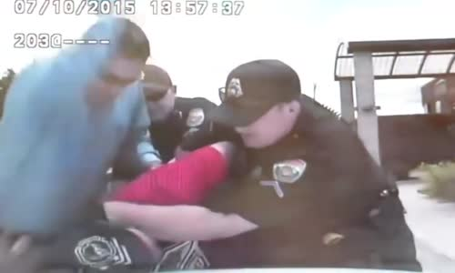 Dashcam Shows Pocatello Detective Assaulting Suspect