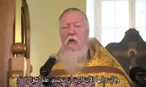 مسلم يوصل عجوز إلى الكنيسة مجانا .. شاهد ماذا قال القسيس