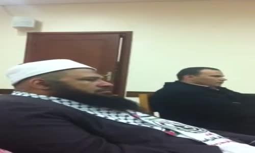 تلاوة إسماعيل هنية أبكت الحضور