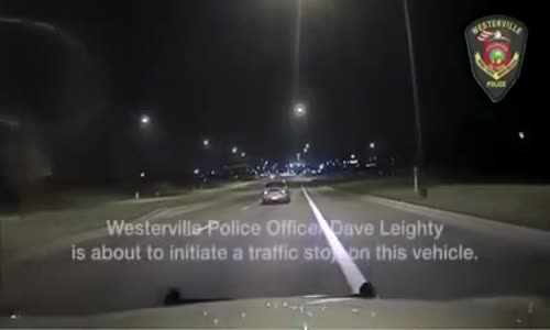 Routine traffic stop goes wrong