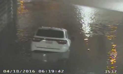 Woman dies in high water floods