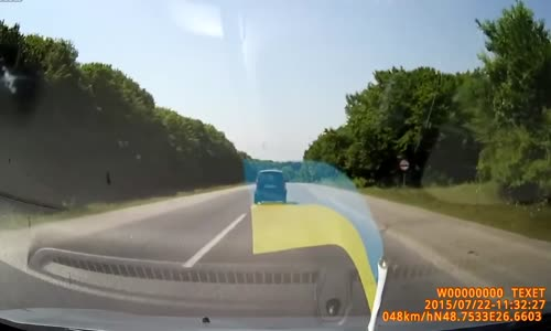 Smart car stupid driver