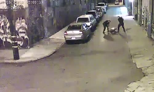 Man Gets 'Rodney King' Style Beating In San Francisco