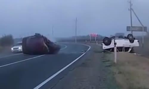 Deadly Lada head-on crash