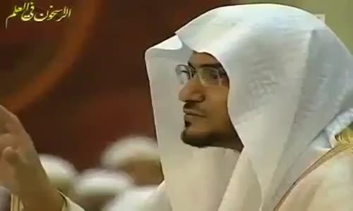 ( مؤثر ) .. آخر الصحابة موتا .. الشيخ صالح المغامسي