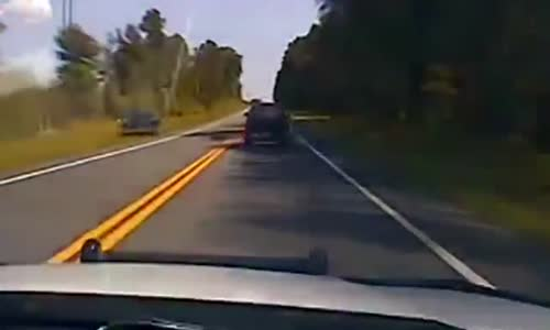 High Speed Florida Chase Ends With Pit Maneuver
