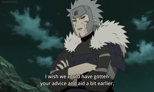 Naruto shippuden  Farewell obito