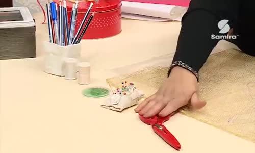 كيفية صنع صدر لباس سطايفي حصة قسطبينة  