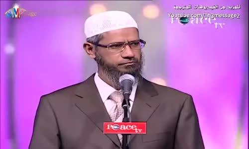 يسأل لماذا يكره المسلمون الشيعة ؟ ولماذا هم مضطهدون دائما ؟ ورد الشيخ ذاكر نايك الرهيب عليه