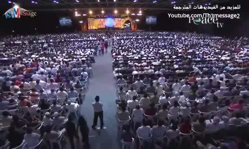 (( تحدي )) اذا اجاب الشيخ ذاكر نايك علي اسئلتة الستة سوف يدخل في الاسلام
