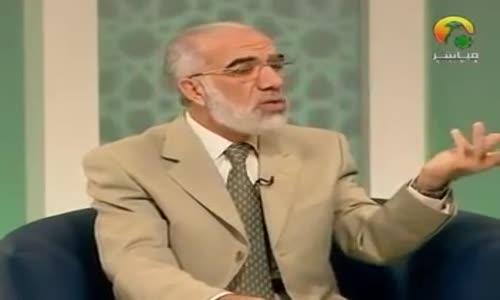 الانكسار الي الله وتأثر وبكاء الشيخ عمر عبد الكافي