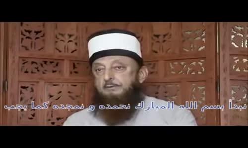 تحذيرالشيخ حسين عمران المغرب الجزائر تونس ليبيا شمال افريقيا