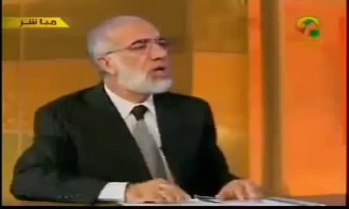 بكاء الشيخ عمر عبد الكافي وبكاء المذيع