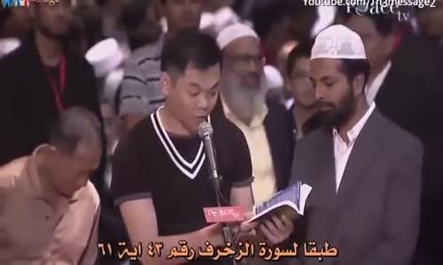 اذا كان سيدنا محمد هو خاتم النبيين كيف يعود سيدنا عيسي في نهاية الزمان ؟ ورد جميل من الشيخ ذاكر نايك