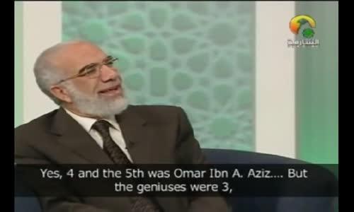 اقوي 3 خلفاء مسلمين ( لن تعرف منهم سوي ابو بكر الصديق فقط )