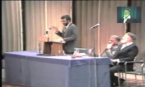 CHRIST IN ISLAM BY SHEIKH AHMED DEEDAT 1983 QUETIONS AND ANSWERS SESSION