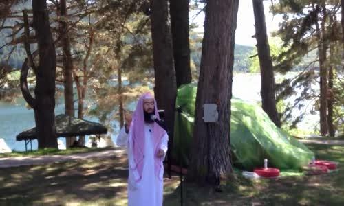 كلمة الشيخ نبيل العوضي أمام المشايخ  تصوير خاص 