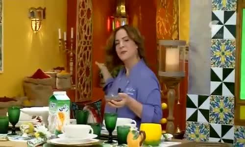 مافن بالشكولا و بذور الكتان   غريبية بالنخالة و بذور الكتان حصة لمسة حورية   Samira TV