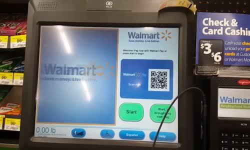 شرح طريقة استعمال صراف الدفع الألي عند الشراء في محلات والمارت الأمريكية