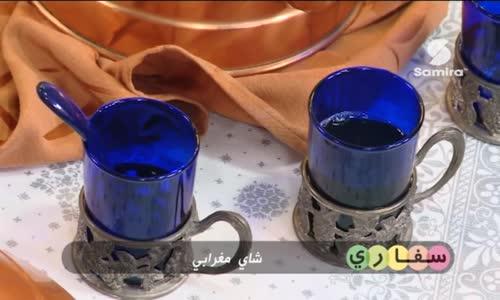 طريقة تحضير رفيسة بالدجاج  غريبية باللوز  شاي مغرابي  سفاري  فطيمة من المغرب 