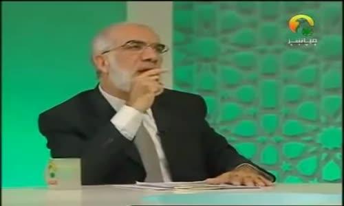 رائعه من روائع الشيخ الجميل عمر عبد الكافي يتحدث عن الحسن البصري وابن تيمية ،، فيديو جميل جدا