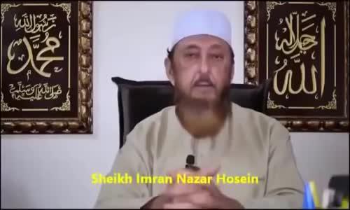 Imran Nazar Hosein   La guerre mondiale c'est pour bientôt