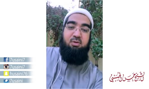 12 وقفة مع المحتفلين بيوم 12 ربيع الأول!!  سناب شات الحسيني