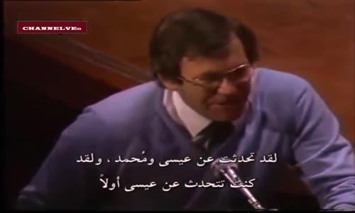رجل تعليم مسيحي من بريطانيا  أسئلة منطقية و وإجابات رائعة للشيخ أحمد ديدات