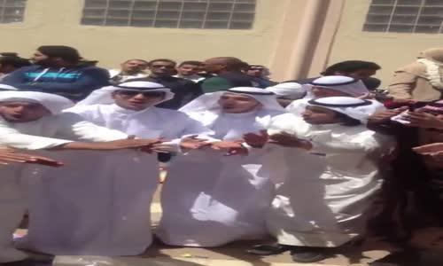 دحة حفل تخرج الملازم باسل سعود الشويكي .. ألف مبروك