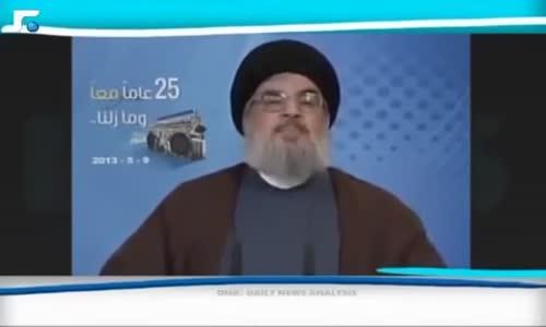 الرد على خطاب حسن نصرالله تحرير القدس من سوريا