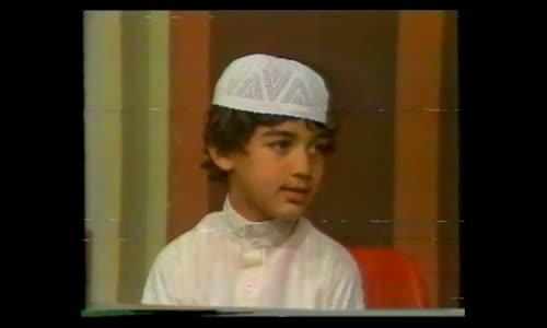 فيديو نادر الشيخ  صغير  قبل 30 سنة  رااااائع