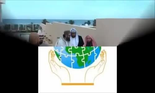استقبال منطقة جرجيس للشيخ نبيل العوضي