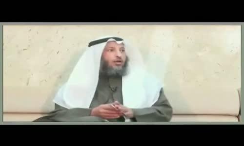 الرد على عثمان الخميس فى تزكية مشاري العفاسي