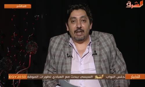 حسام الغمرى  مازال هناك شرفاء بالمخابرات كشفوا حقيقة مقتل ريجينى ويمهدون ل25 ابريل
