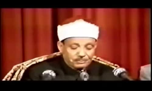 الشيخ عبد الباسط عبد الصمد أروع ما يسمع الإنسان 