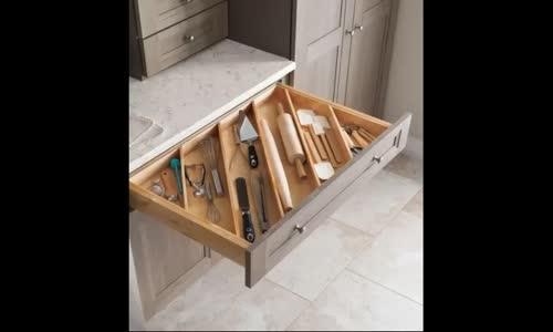 أفكار جديدة لتنظيم مطبخك