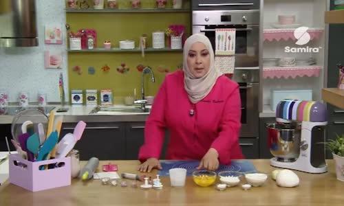 كعكة الخطوبة الشيف سميحة بن بريم حصة كعك الأحلام  
